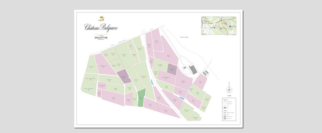 Plan Belgrave