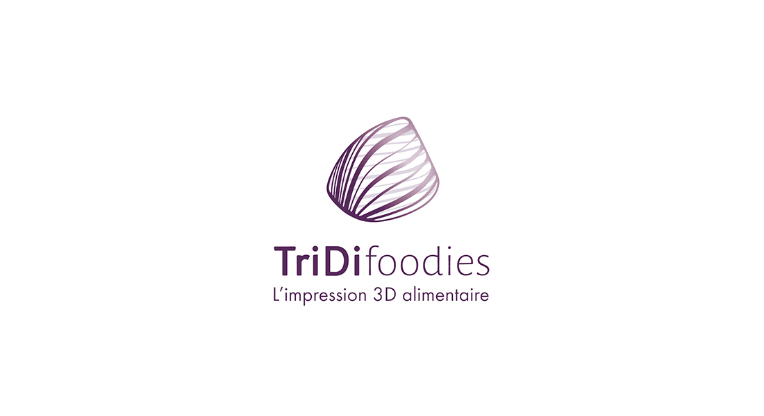 Logotype TriDi foodies